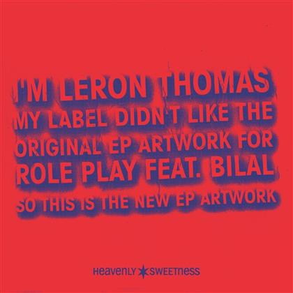 "Leron Thomas - Role Play EP (12"" Maxi)"