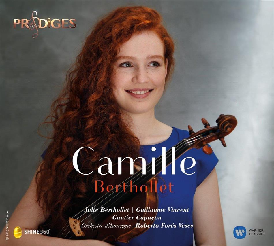 Camille Berthollet - Prodiges