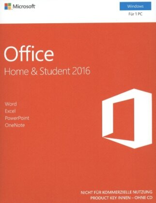 Office Home & Student 2016 (1PC)