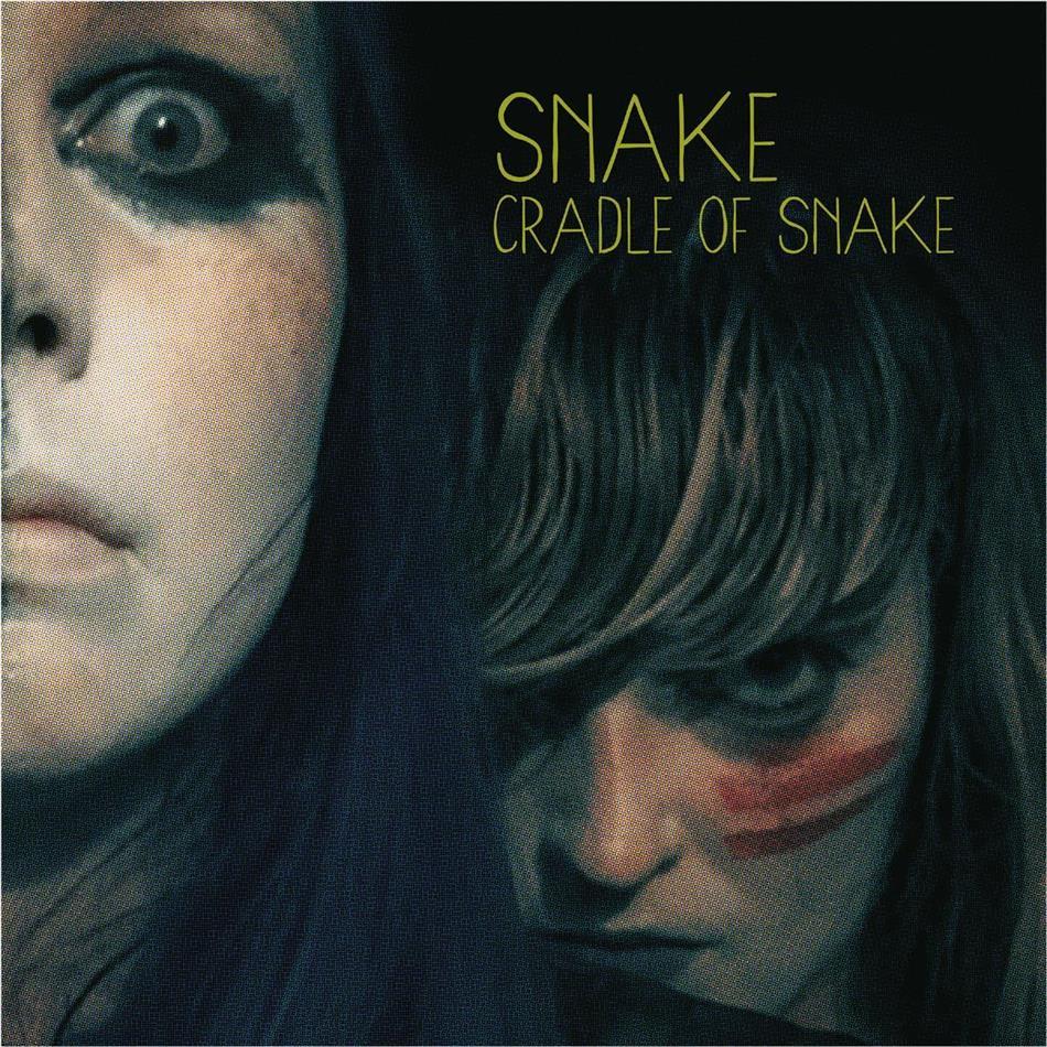 Snake - Cradle Of Snake (LP)