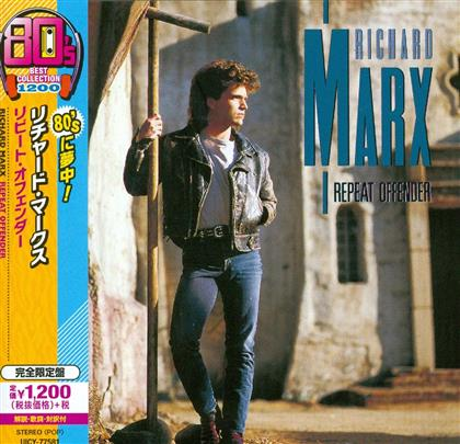 Richard Marx - Repeat Offender - Reissue, Limited