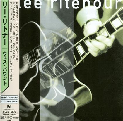 Lee Ritenour - Wes Bound - Reissue (Japan Edition)