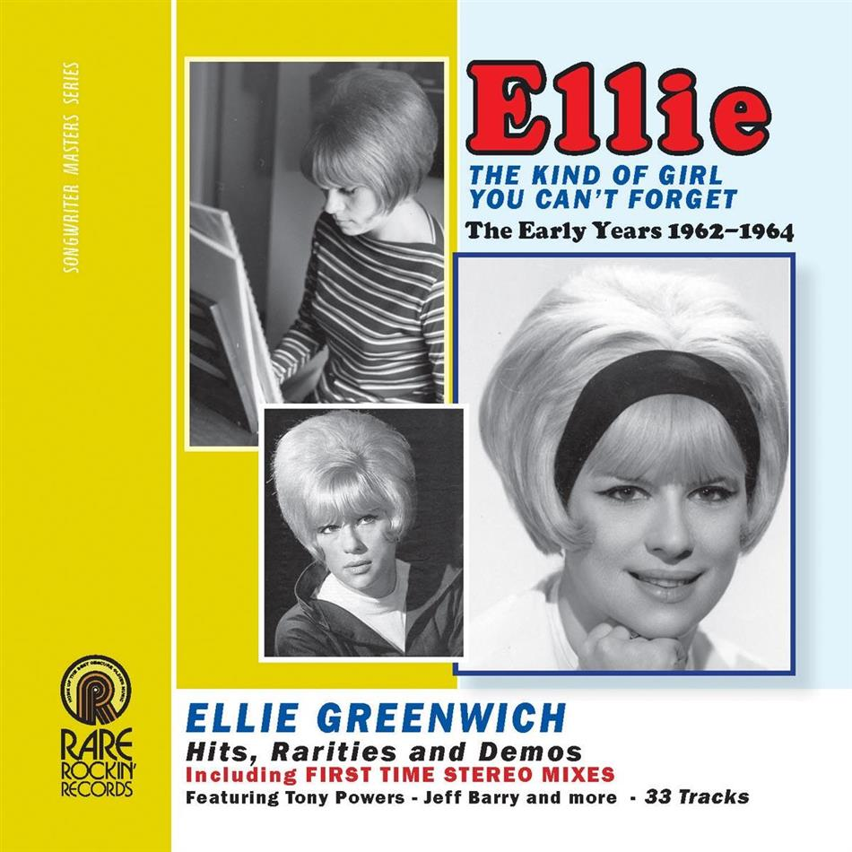 Ellie Greenwich - Kind Of Girl You Can't Forget