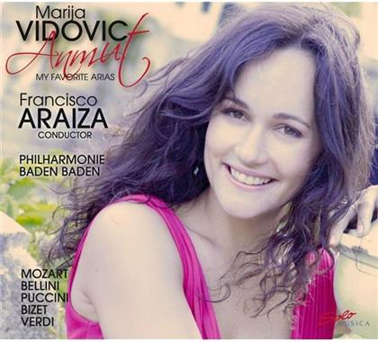 Giuseppe Verdi (1813-1901), Georges Bizet (1838-1875), Wolfgang Amadeus Mozart (1756-1791), Vincenzo Bellini (1801-1835), Giacomo Puccini (1858-1924), … - Anmut - My Favorite Arias