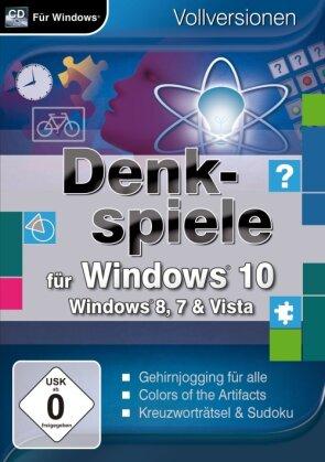 Denkspiele für Windows 10