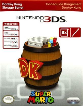 Donkey Kong Storage Barrel