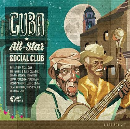 Cuba All Star Social Club (6 CDs)