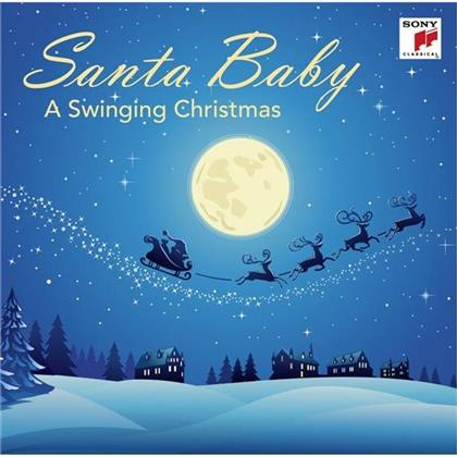 A Swinging Christmas - Various - Sony