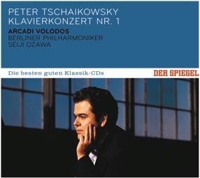 Peter Iljitsch Tschaikowsky (1840-1893), Sergej Rachmaninoff (1873-1943), Seiji Ozawa, Arcadi Volodos & Berliner Philharmoniker - Piano Concerto No. 1 - Spiegel: Die Besten Guten Klassik CD's