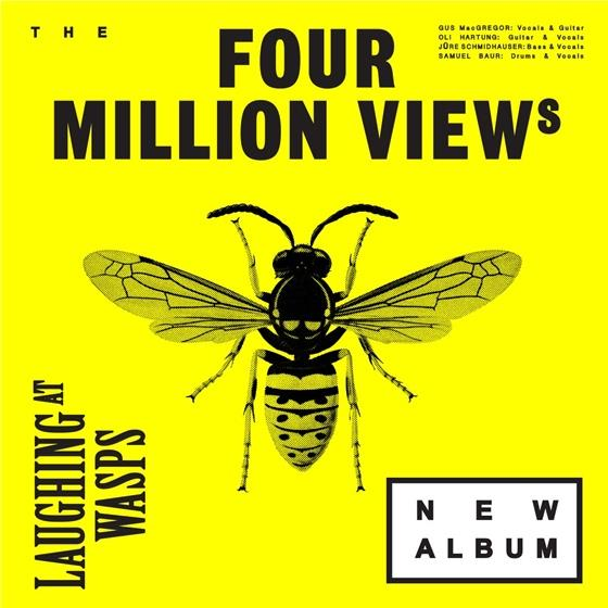 The Four Million Views - Laughing At Wasps