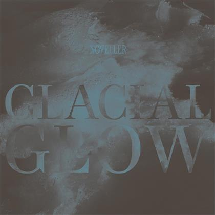Noveller - Glacial Glow (2015 Version, LP)