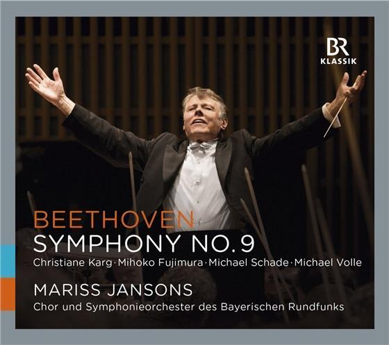 Ludwig van Beethoven (1770-1827) & Mariss Jansons - Sinfonie 9 - Tokyo Live 2012