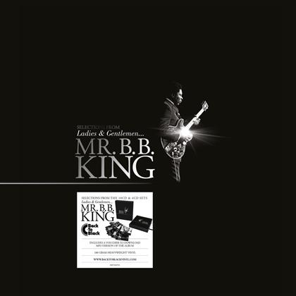 B.B. King - Ladies & Gentlemen (2 LPs)