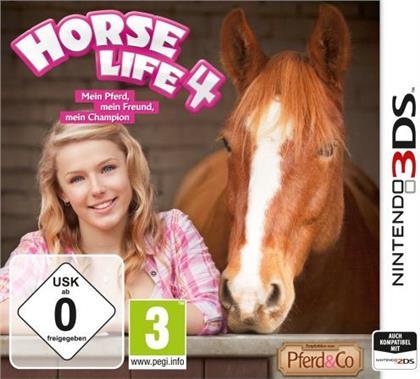 Horse Life 4: Mein Pferd, mein Freund, mein Champion