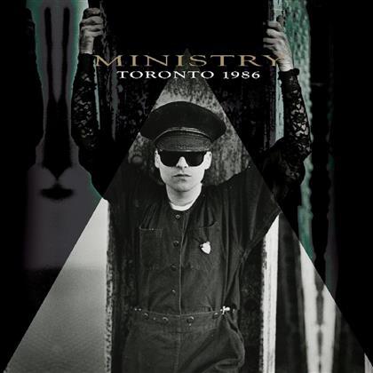 Ministry - Toronto 1986 - Cleopatra Receords