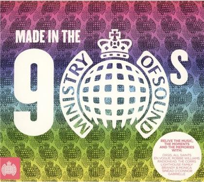 Made In The 90s - Various - Ministry Of Sound (3 CDs)