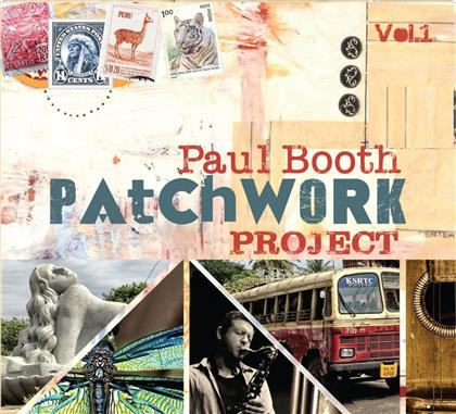 Paul Booth - Patchwork Project Vol.1
