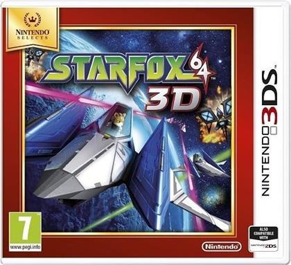 Nintendo Selects:Starfox 64 3D