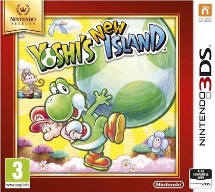 Nintendo Selects - Yoshis New Islands