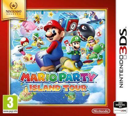 Nintendo Selects: Mario Party - Island Tours