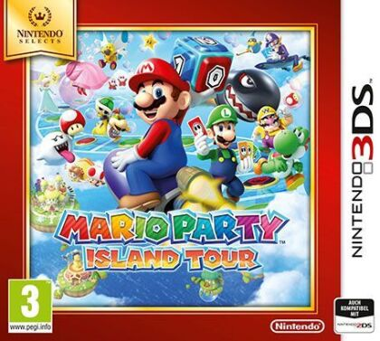 Nintendo Selects: Mario Party - Island Tours
