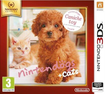 Nintendo Selects: Nintendogs + Cats: Caniche Toy & Ses Nouveaux Amis