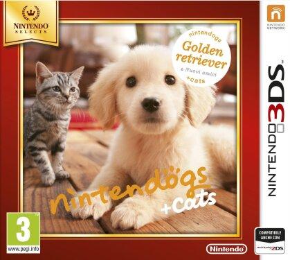 Nintendo Selects: Nintendogs + Cats: Golden Retriever & Neue Freunde