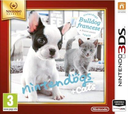 Nintendo Selects: Nintendogs + Cats: Bulldog Francese & Nuovi Amici