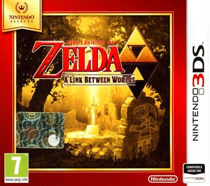 Nintendo Selects: The Legend Of Zelda: A Link Between Worlds