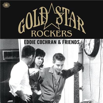 Eddie Cochran & Friends - God Star Rockers (3 CDs)