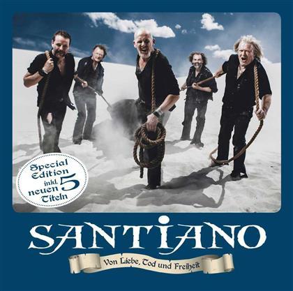 Santiano - Von Liebe,Tod Und Freiheit - Special Edition Inkl. 5 Bonustracks