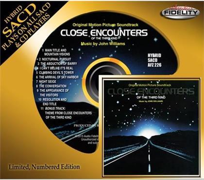 John Williams (*1932) (Komponist/Dirigent) - Close Encounters Of The Third Kind - OST (Hybrid SACD)