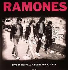 Ramones - Live In Buffalo February 8 1979 (LP)