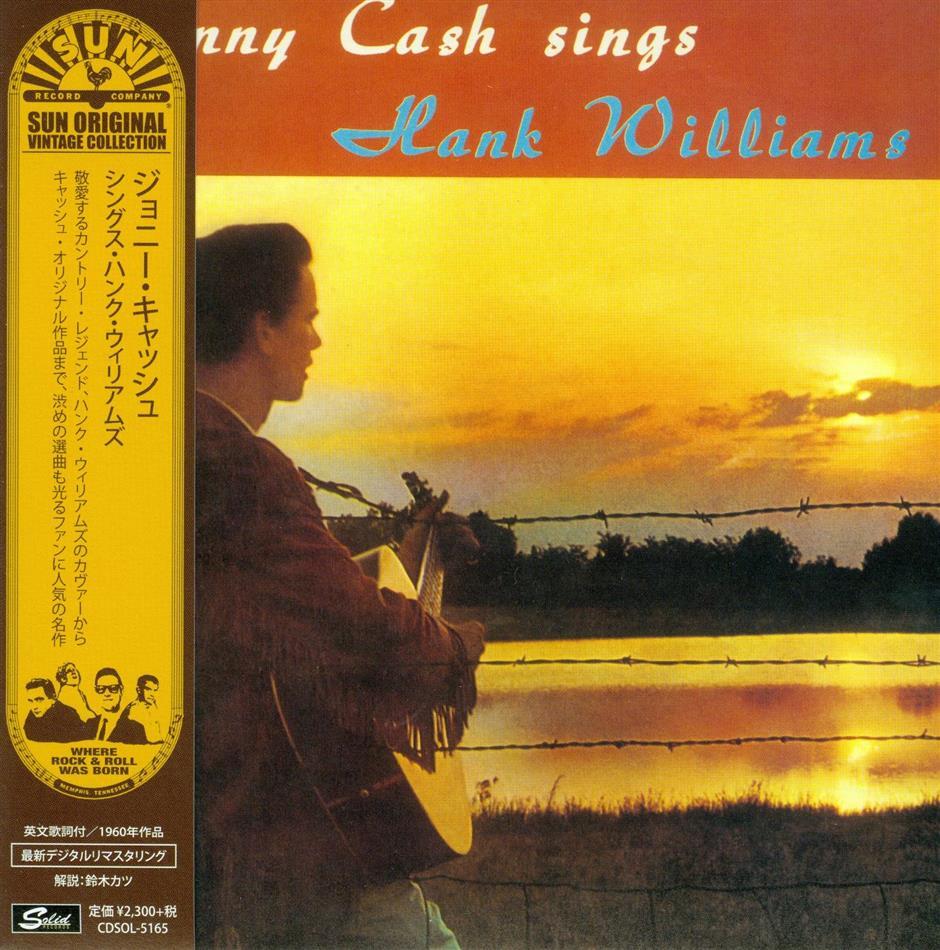 Sings Hank By Johnny Cash Cede Com