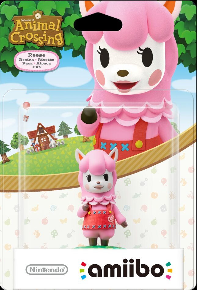 Amiibo Animal Crossing Rosina
