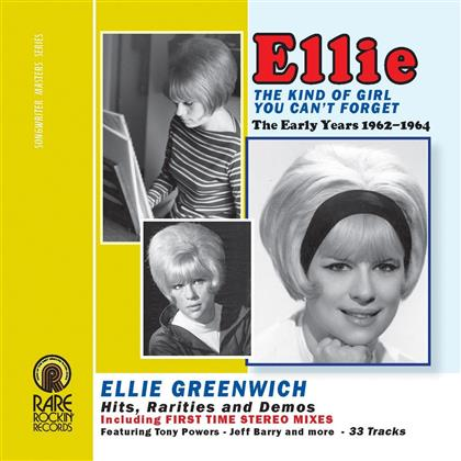 Ellie Greenwich - Kind Of Girl You Can't Forget (Japan Edition)