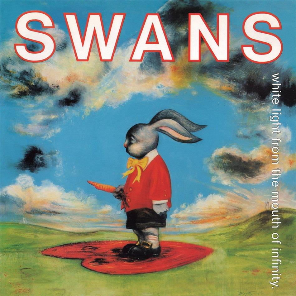 Swans - White Light From The Mouth Of Infinity/Love Of Life (New Version, 3 CDs)