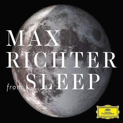 Max Richter - From Sleep - Jewelcase
