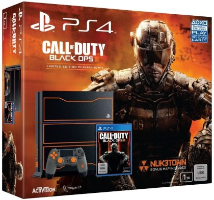 Sony Playstation 4 1TB Call of Duty Black Ops III (Special Edition)
