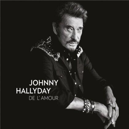 Johnny Hallyday - De L'Amour (LP)