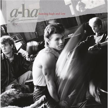 A-Ha - Hunting High And Low (Japan Edition, Deluxe Edition, 2 CDs)