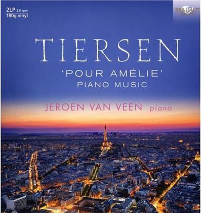 Yann Tiersen (*1970) & Jeroen van Veen (*1969) - Piano Music (2 LPs)