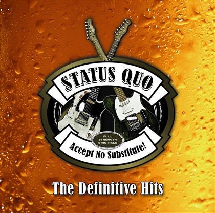 Status Quo - Accept No Substitute - Definitive (3 CDs)