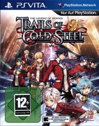 The Legend of Heroes - Trails of Cold Steel [PSVita]