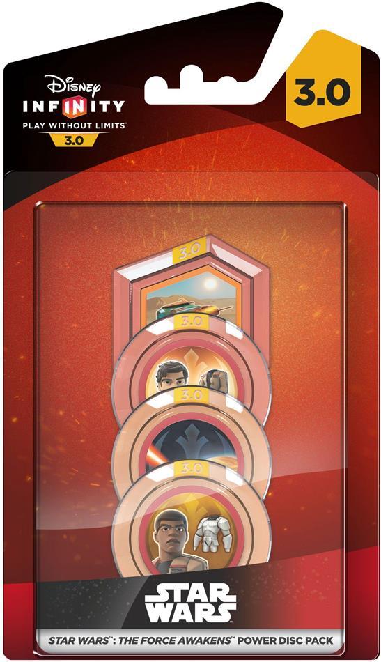 Disney Infinity 3.0 - The Force Awakens Bonus-Coins-Set