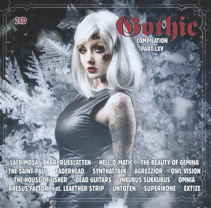 Gothic Compilation 65 (2 CDs)