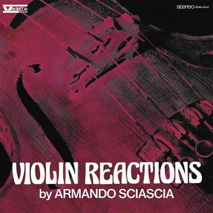 Armando Sciascia - Violin Reactions - OST (LP)
