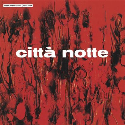 Egisto Macchi - Citta Notte - OST (LP)