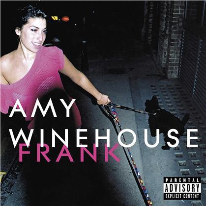 Amy Winehouse - Frank - 2016 Version (LP)