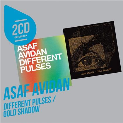 Asaf Avidan - Different Pulses/Gold Shadow (2 CDs)